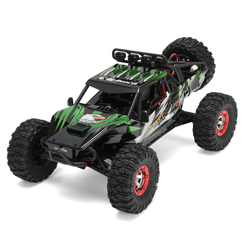 07-2 FY06FY07 112 2.4GHz 6WD RC Off-road Desert Truck RTR 60km70km High Speed Metal Shock Absorber LED Lights boy best gift toy