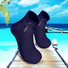 121225 Neoprene 3mm Water Sports Swimming Scuba Diving Surfing Socks Snorkeling Boots