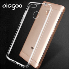 Buy Oicgoo Soft TPU Silicone Case Xiaomi Redmi NOTE 4 4 Pro 4X Transparent Phone Back Cover Case Redmi NOTE 4x Cases Coque for $1.39 in AliExpress store