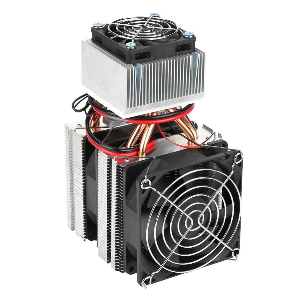 Thermoelektrischer K/ühler Halbleiter-K/ühlger/ät Thermoelektrischer K/ühler 20A 12V DIY Mini-K/ühlschrank