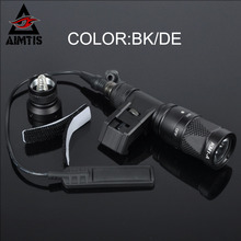 AIMTIS IFM CAM Flashlight Hunting Spotlight Waterproof Gun Lanterna Flashtorch Weapon Light Constant / Strobe / Momentary Output