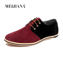Men Shoes 2018 New Fashion 숨 (High) 저 (Quality 떼 Cozy 옥스포드 Shoes Lace-업 Mixed Color Men Casual Shoes zapatos 험 브레와(China)