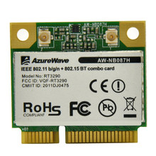 Ralink rt3290 802.11b/G/N 150 Мбит/с мини pci-e Wi-Fi адаптер с Bluetooth 3.0 BT 3.0 Combo карты для Acer/Dell/Toshiba/Asus(China)
