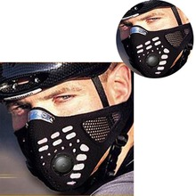 security Labour protective mask Equipment Bicyle Masks Against The Warm Full Face Mask Pirates of The Caribbean Dust Mask FC(China)