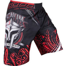 2017 Hot Fierce MMA Training Gym Breathable Protection Muay Thai Boxing Shorts Fight Kickboxing Mma Short Pretorian Shorts Pants