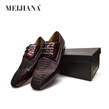 New 2017 Men Shoes Leather Top Brand Men's Oxfords Dress Shoes Spring Autumn Loafers Fashion Mens Flats Casual Male Man Shoes