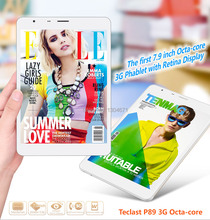 Teclast P89 3G MTK8392 Octa Core Tablet PC 7.9 inch IPS Retina Screen 2048X1536 Bluetooth GPS 3G Phone Call 2GB/16GB(China)