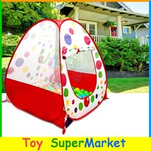 Play House Game Tent Kids Inflatable Ocean Ball Pool Toy Children's Tent Tent Beach Lawn Trip Tent Toys Collect Best Infant Gift