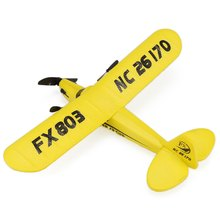 High Quality Foam RC Airplane Remote Control Plane 2.4GHz 2CH RC Plane Lightweight Fixed Wing Aircraft Dual Joystick Transmitter