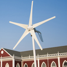 2017 Hot Selling Wind Turbine Generator with 400W wind controller 12V or 24V Options(China)