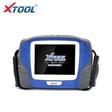 100% Original XTOOL Truck Diagnostic Tool PS2 Heavy Duty with Bluetooth Update Online High Quality XTool Battery Tester