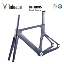 2017 Carbon Track Frame Carbon Fiber Fixed Gear bike frame Carbon Tracking bike Frameset 48/51/54/57cm