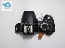 95%NEW Original LCD D3100 Top cover / head Flash Cover For Niko D3100 Digital Camera Repair Part 1F999-077