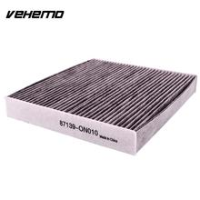 Carbonized Carbon C35667 NEW Durable Cabin Efficient Grey Air Filter For TOYOTA Tundra Tundra Yaris
