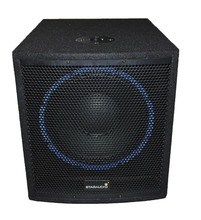 "STARAUDIO SWD-12 1Pc Pro Active /Powered Stage Painted 4000W 12"" 4Ohm PA DJ Wooden Club Subwoofer(China)"