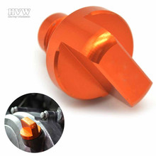 Motorcycle Engine Fuel Gas Tank CNC Tank Cap tanks Cover Oil Filler Cap Plug FOR KTM duke125 duke200 duke390 rc200 rc390 duke rc(China)