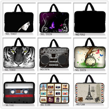 Universal 7 10 11.6 13 14 15 17.3 Portable Laptop Bag Carry Cases Sleeve Netbook Cover Pouch 13.3 15.4 15.6 Computer Accessories(China)