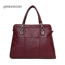 QINRANGUIO Women Bag Luxury Handbags Bags Designer Fashion Leather Crossbody - Love Stone CO.,Ltd Store store