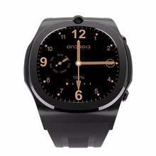 Fashion Smart watch Q98 wifi bluetooth 4.0 WCDMA GSM net work Life Waterproof wearable devices GPS tracker for Android 5.1 phone(China)