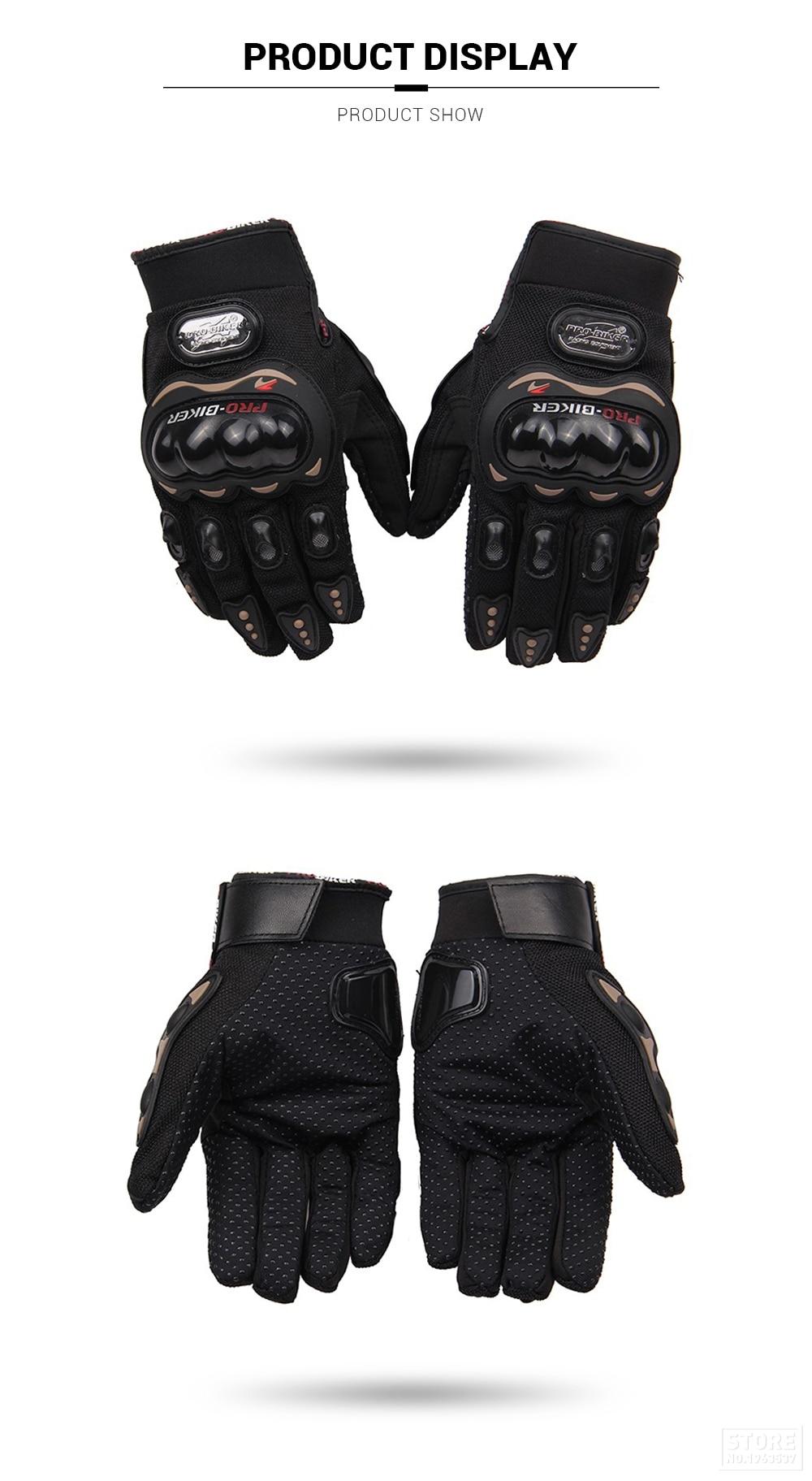 Gloves Pro-Biker Collection (22) 24