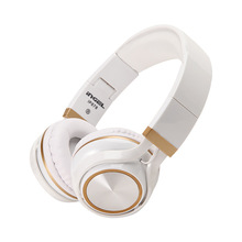 NIYOQUE Stereo Headphone 3.5mm Studio Headphones DJ Earphones Middle Headset Gaming Headphones For Iphone Ipad Mp3 Player
