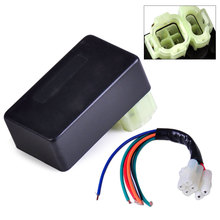 High Performance CDI Box Ignition Module Unit fit for Honda Fourtrax 300 TRX300 TRX300FW 1988 1989 1990 1991 1992 1993