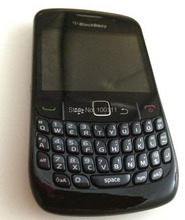 Unlocked Original BlackBerry Curve 8520 cell phone QWERTY Keyboard smart phone Free Shipping(Hong Kong)