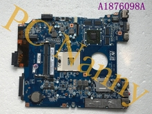 for Sony SVE1511K1ESI SVE151D11M SVE151C11M Intel s989 Laptop Motherboard A1876098A DA0HK5MB6F0 with amd graphics chip