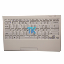 New Original VGP-WKB16 Korean Keyboard for SONY Laptop Wireless Keyboard White Color