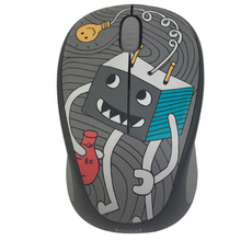 Logitech Mouse Wireless Computer Mouse M238 with mini USB 1000 dpi Optical Tracking Graffiti Portable Mice for Notebook Windows(China)