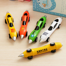 6 Colors Novelty Classic Cars Ballpoint Pens Children Office & School Supplies Meeting Gifts Advertising pen(China)