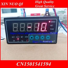 load cell Indicator 4-20MA /RS232/RS485 output instrument weighing digital display load cell display S weight sensor 96x48x112(China)