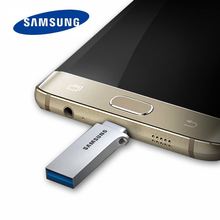 Original SAMSUNG OTG Android Usb Key Pen Drive Usb 3.0 32/64/128GB OTG Flash Drive Smartphone Dual Usb Pendrive Free Shipping