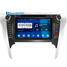 Android 4.4.4 For Toyota Camry 2012 2013 2014 2015 Auto Car Radio Stereo DVD GPS Navigation Sat Navi Multimedia System