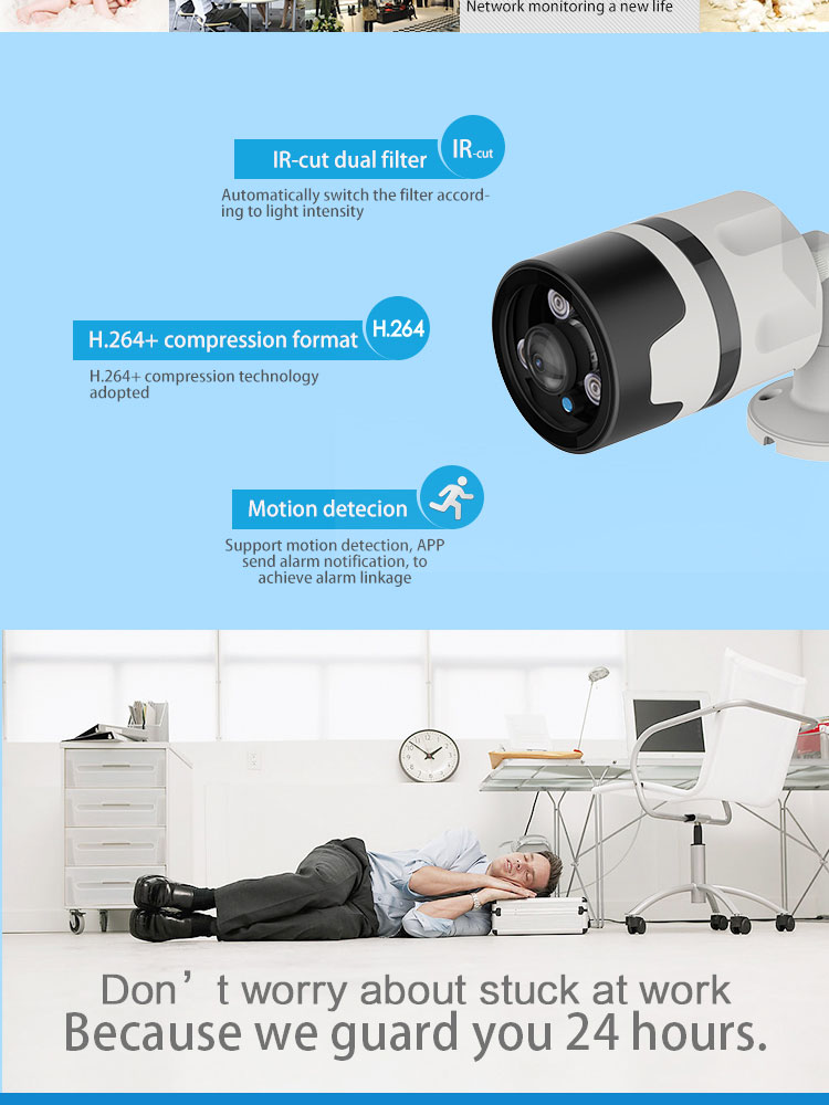 C63S Security Camera