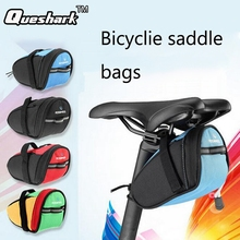 Bicyle Saddle Tail Bags Mountain Bike Frame Packs Cycling Mobile Phone Bags(China)
