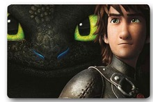 Floor Mat Bath Carpet Living Room How To Train Your Dragon 40x60cm Rug Doormat Non-slip For Bedroom Door Mat