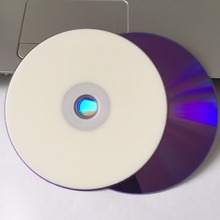5 discs 100% Authentic Grade A 8.5 GB Blank Printable VerBrand DVD+R DL Disc(China)
