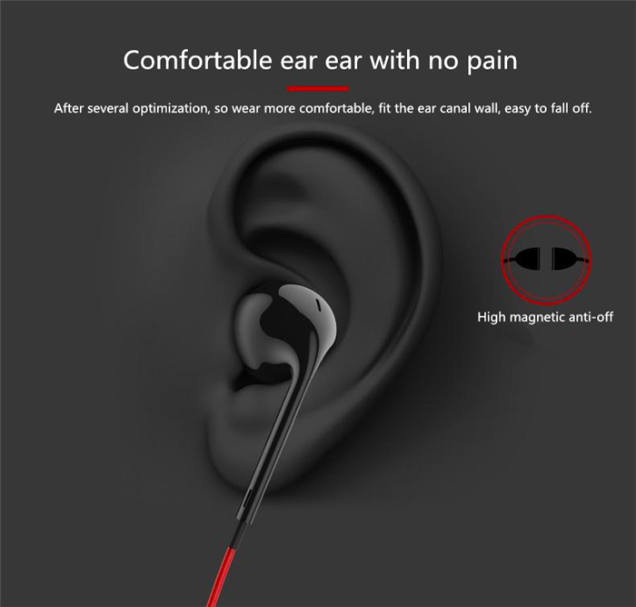 Neckband Sweatproof Handsfree Stereo Sport Headset Wireless Bluetooth Headphone for Huawei Honor 4X
