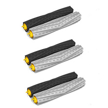 High Quality 3 set Tangle-Free Debris Extractor Brush for iRobot Roomba 800 900 Series 870 880 980(China)