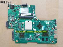 V000218120 Laptop motherboard Fit for Toshiba L650 L650D Series Notebook PC, DDR3 Socket S1(China)