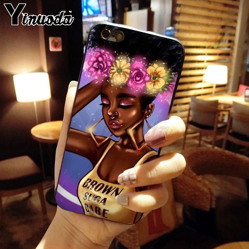 African Beauty Afro Puffs Black Girl Melanin Poppin