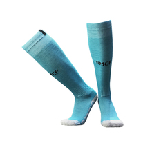England No LOGO Adult Professional Clubs Football Barreled Knees Bottom Thick Stocking Training Soccer Socks Compression Socks(China)