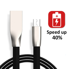 Buy 1M USb Cable Usb Hub Mobile Phone Charger Data communication Cable connector Usb Type-C adapter Iphone Android fast charge for $2.72 in AliExpress store
