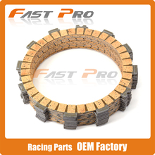 Clutch Disc Friction Plates Set 10pcs for BMW S1000RR 1000RR 2010 2011 2012(China)