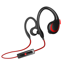New Design Fashion Comfortable Sports Bluetooth Earphone Stereo HIFI Handsfree Wireless Headphone with Mic for Mobile Phone(China)
