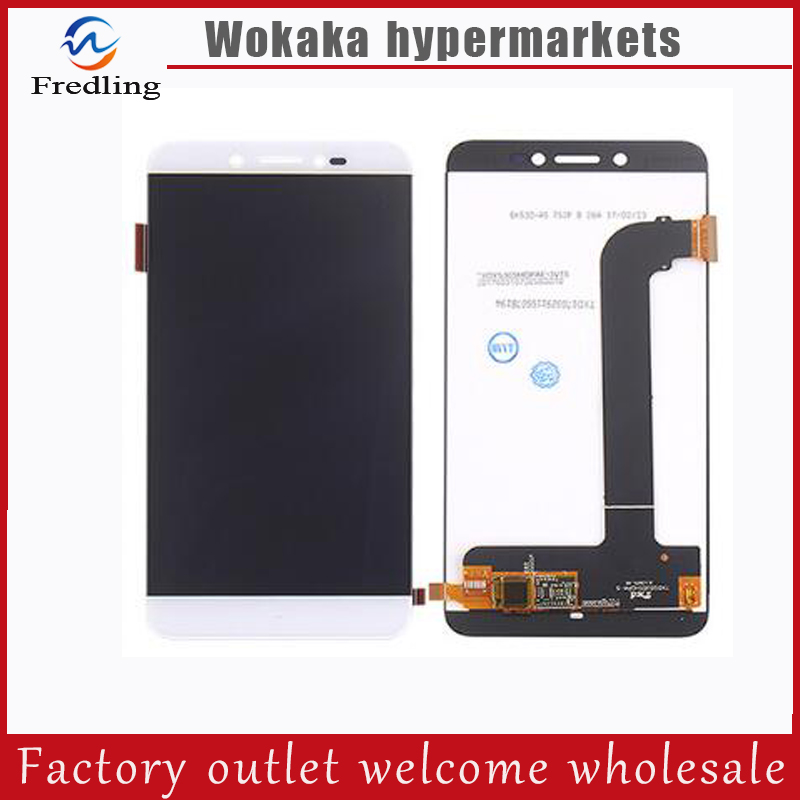 5.3 LCD Display Matrix + Touch screen For Prestigio Grace Z5 psp5530duo psp5530 duo digitizer panel sensor lens glass Assembly<br>