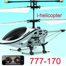 Fashion i-helicopter 777-170 3CH mini iphone controlled helicopter W/Gyro p2