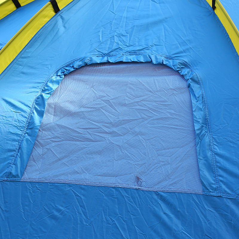 Outdoor Fishing Automatic Tent Camping Garden Picnic Set Hunting Roof Tent Tabernacle Beach Windbreak Fiberglass Pole (12)