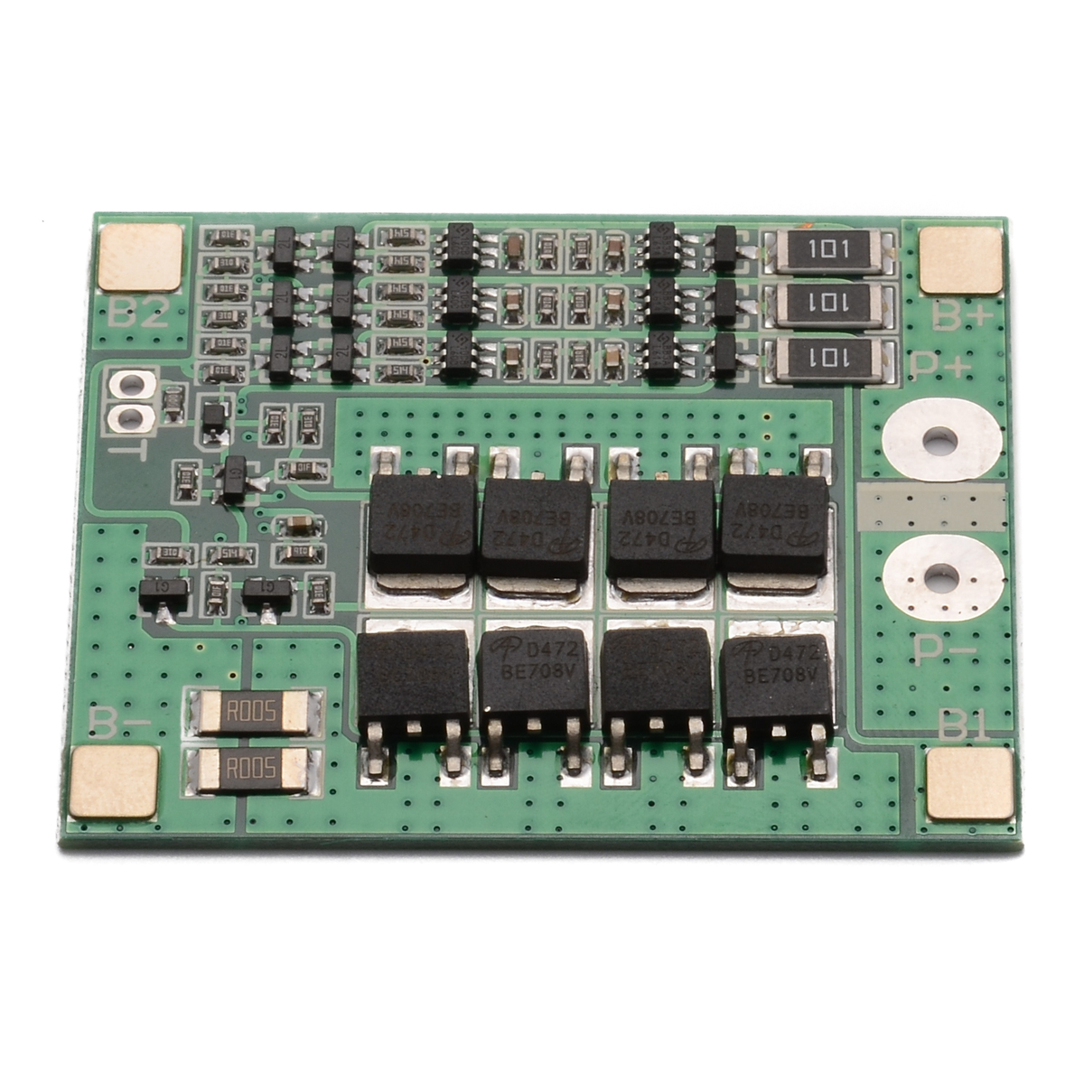 Li-ion Lithium Battery Charger Module BMS Protection Charging Board Electrical 3S 40A Protection Plate